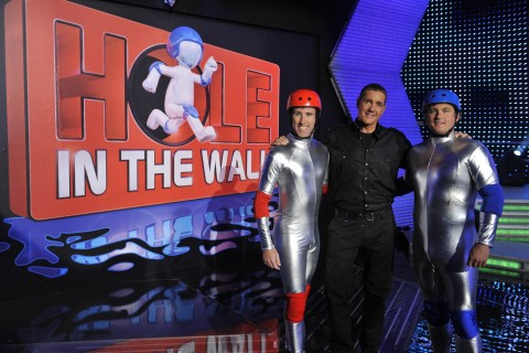 Hole In The Wall presented by Dale Winton