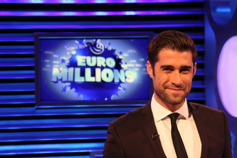 Matt Johnson - National Lottery (1)
