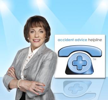 Esther Rantzen - Accident Advice Helpline