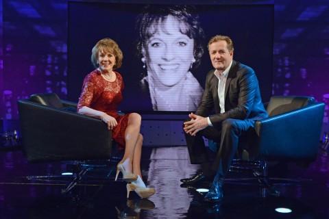 Esther Rantzen - Piers Morgan