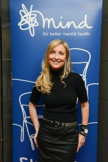 Fiona Phillips - Mind Awards