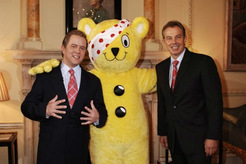 Jon Culshaw - Children in Need with Tony BlairNEW
