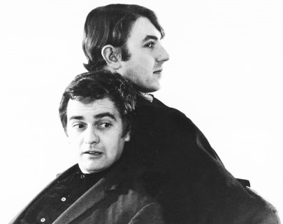Peter Cook & Dudley Moore - Back to Back