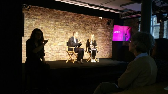 Fiona Phillips - Alive Inside - Music and Memory Apple Event June 2016 3