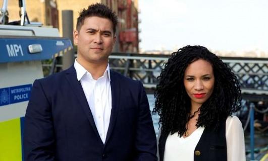 Michelle and Rav - Crimewatch Roadshow 2016