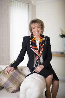 Dame Esther Rantzen Churchill 1